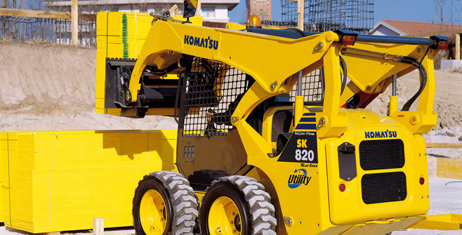 Skid Steer Loaders pale compatte Skids_exceptional_manoeuvrability