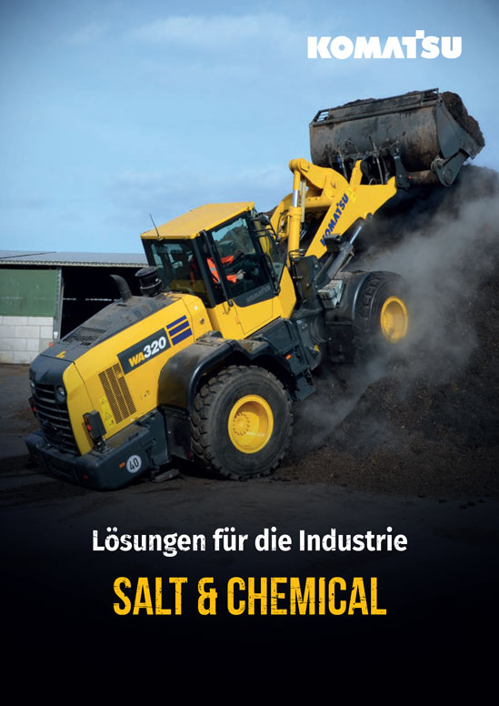Wheel Loaders - Salt and Chemicals