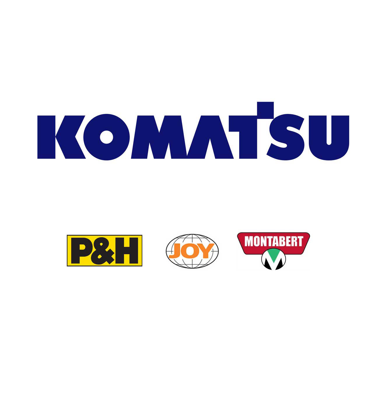 Marque H Et H komatsu acquires joy global to expand mining business | komatsu