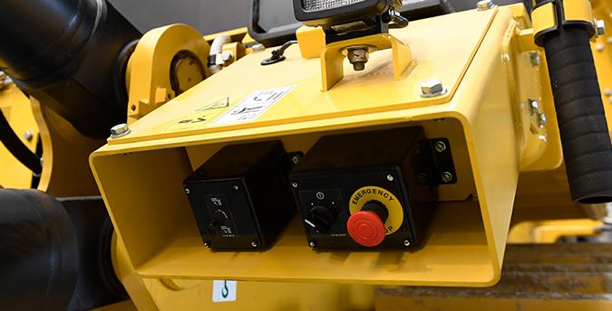 Komatsu Crawler Dozer D375A-8